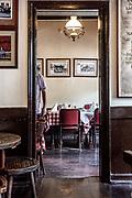 Serbia, Belgrade: traditional cafe and restaurant