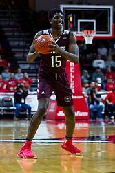 NORMAL, IL - January 07: Lamont West during a college basketball game between the ISU Redbirds and the University of Missouri State Bears on January 07 2020 at Redbird Arena in Normal, IL. (Photo by Alan Look)