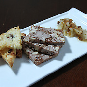 American Lamb Jam 2013.  BOKA: Braised Lamb Shoulder Terrine.