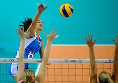 20120908 NED: EK Kwalificatie vrouwen Denemarken - Griekenland, Apeldoorn