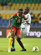 Cameroun vs Guinee Bissau - Libreville - Coupe d Afrique des Nations - 18/01/2017