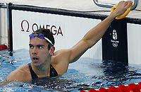 Svømming<br /> OL 2008 Beijing<br /> Foto: imago/Digitalsport<br /> NORWAY ONLY<br /> <br /> 12.08.2008 <br /> Eamon Sullivan (Australien)<br /> <br /> BILDET INNGÅR IKKE I FASTAVTALER