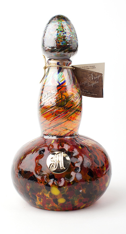 Asombroso anejo -- Image originally appeared in the Tequila Matchmaker: http://tequilamatchmaker.com