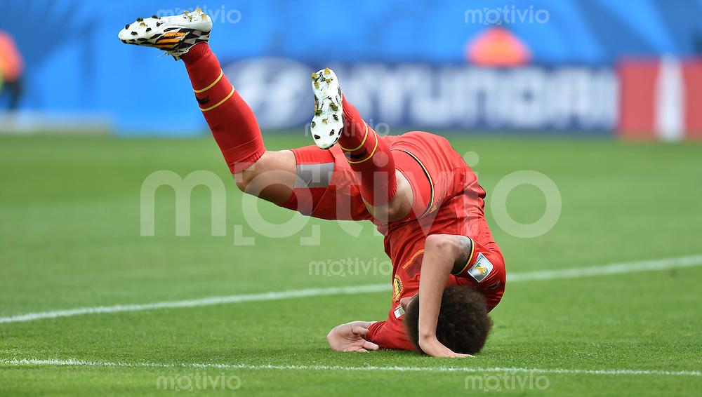 FUSSBALL WM 2014  VORRUNDE    Gruppe H     Belgien - Algerien                       17.06.2014 Axel Witsel (Belgien)