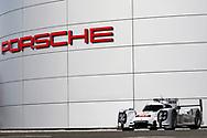 Porsche 919 Hybrid. Photo by Jurek Biegus.