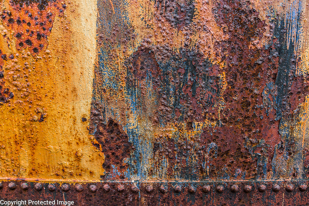 Rust and Rivets, Whaler's Bay, Deception Island, Anarctica  2014