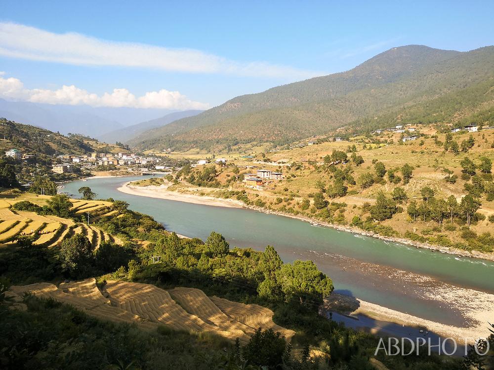 dav Punakha Bhutan