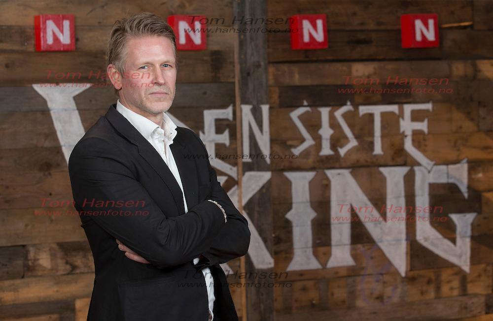 OSLO,  20140210:  Den siste Viking er en ny realityserie fra TVNorge. Trond Espen Seim.  FOTO: TOM HANSEN