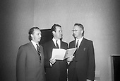 1966 - V.H.I. Press Conference.   C722.