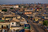 Hansen Road, Jamestown District, Accra
