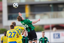 Jaka Bijol of NK Rudar during football match between NK Domzale and NK Rudar in Round #28 of Prva liga Telekom Slovenije 2017/18, on April 22, 2018 in Sports Park Domzale, Domzale, Slovenia. Photo by Urban Urbanc / Sportida