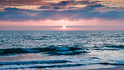 Carlsbad Sunset At Tamarac Beach