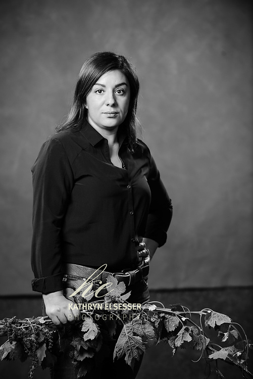 Amy Alvarez Wampfler  Wine Maker for Abjeja in Walla Walla