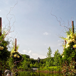 The Western Quarry Garden, which is adjacent to the Frances and Tim Price Terrace, is a popular spot for events, such as wedding ceremonies.<br /> <br /> When the Don Valley Brick Works closed in 1989 due to depleting resources from the quarry necessary for brick production, the site remained vacant for years.<br /> <br /> Between 1994 and 1997 the quarry was filled in and a public park was created.
