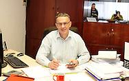 FUDBAL, BEOGRAD, 25. Dec. 2012. - Generalni sekretar FK Crvena zvezda Miodrag Zecevic.  Foto: Nenad Negovanovic