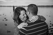 Shawn and Chris Engagement | New Bern Photographers