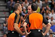 DESCRIZIONE : Eurolega Euroleague 2014/15 Gir.A Dinamo Banco di Sardegna Sassari - Anadolu Efes Istanbul<br /> GIOCATORE : Perez Perez, Jimenez Maestre<br /> CATEGORIA : Arbitro Referee<br /> SQUADRA : Arbitro Referee<br /> EVENTO : Eurolega Euroleague 2014/2015<br /> GARA : Dinamo Banco di Sardegna Sassari - Anadolu Efes Istanbul<br /> DATA : 24/10/2014<br /> SPORT : Pallacanestro <br /> AUTORE : Agenzia Ciamillo-Castoria / Luigi Canu<br /> Galleria : Eurolega Euroleague 2014/2015<br /> Fotonotizia : Eurolega Euroleague 2014/15 Gir.A Dinamo Banco di Sardegna Sassari - Anadolu Efes Istanbul<br /> Predefinita :