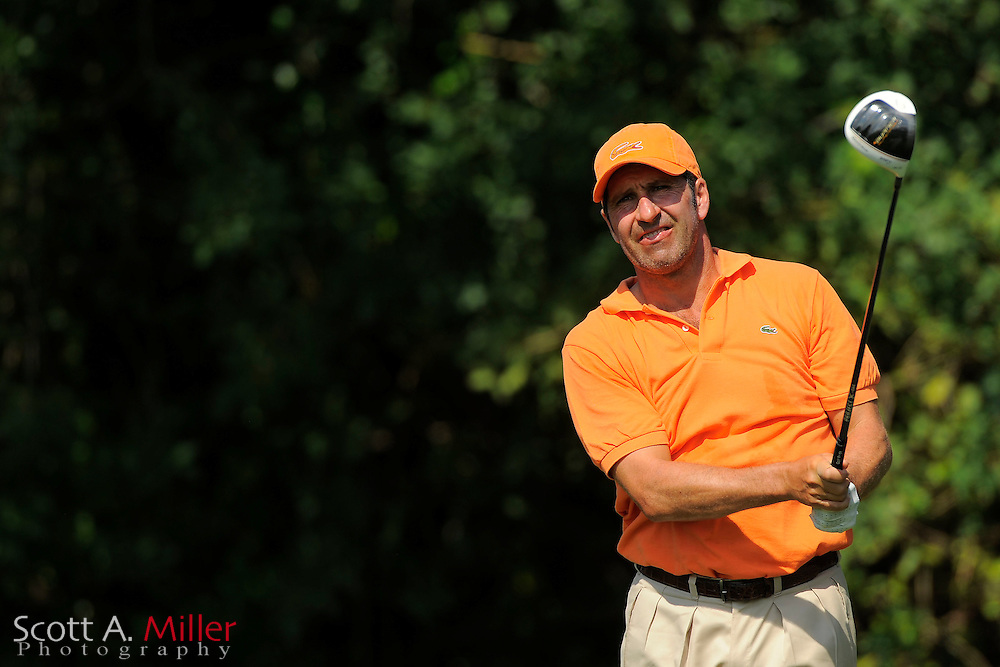 Jose Maria Olazabal during the third round of the Honda Classic at PGA National on March 3, 2012 in Palm Beach Gardens, Fla. ..©2012 Scott A. Miller.
