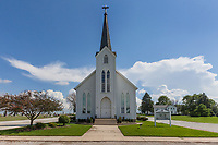St Pauls Lutheran Church, W Churck Rd Monee Ill,