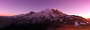 Tahoma Sunrise<br /> This image is available through Getty Images. Go to http://www.gettyimages.ca/Search/AdvancedSearch.aspx and enter my name, Mark Daly, into the Search box. Make sure you select &quot;Photographers&quot; from the drop down menu.