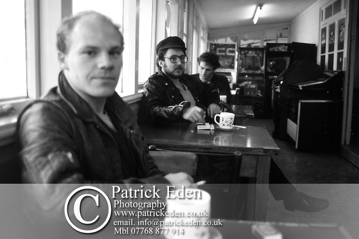 Roger Nicholson, Bill Reid, Jerry chequer,
