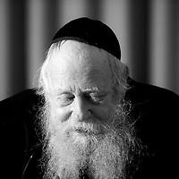 Rabbi Steinsaltz at JW3
