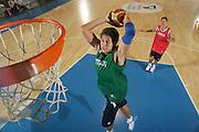 DESCRIZIONE : Bormio Ritiro Nazionale Italiana Maschile Preparazione Eurobasket 2007 Allenamento <br /> GIOCATORE : Stefano Mancinelli<br /> SQUADRA : Nazionale Italia Uomini EVENTO : Bormio Ritiro Nazionale Italiana Uomini Preparazione Eurobasket 2007 GARA : <br /> DATA : 27/07/2007 <br /> CATEGORIA : Allenamento Special<br /> SPORT : Pallacanestro <br /> AUTORE : Agenzia Ciamillo-Castoria/S.Silvestri <br /> Galleria : Fip Nazionali 2007 <br /> Fotonotizia : Bormio Ritiro Nazionale Italiana Maschile Preparazione Eurobasket 2007 Allenamento <br /> Predefinita :