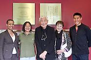 Tang Family Visit