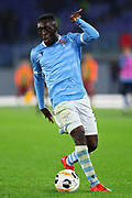 Bobby Adekanye of Lazio in action during the UEFA Europa League, Group E football match between SS Lazio and CFR Cluj on November 28, 2019 at Stadio Olimpico in Rome, Italy - Photo Federico Proietti / ProSportsImages / DPPI