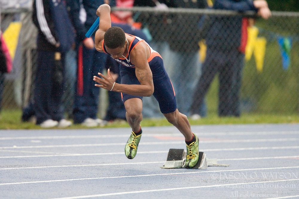 The Virginia Cavaliers Track and Field team hosted the 2007 Lou Onesty/Milton G. Abramson Invitation at Lannigan Field at the University of Virginia on April 14, 2007.