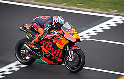 May 22, 2018 - Barcelona, Catalonia, Spain - Pol Espargaro (KTM)  during the Moto GP test in the Barcelona Catalunya Circuit, on 22th May 2018 in Barcelona, Spain. (Credit Image: © Joan Valls/NurPhoto via ZUMA Press)