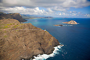 Makapuu Lighthouse, Oahu, Hawaii