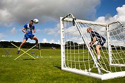 Alfie Kilgour of Bristol Rovers trains - Mandatory by-line: Matt McNulty/JMP - 31/07/2017 - FOOTBALL - Bristol Rovers Training Ground - Bristol, England - Bristol Rovers Training