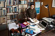 Venezia - Comunità ebraica di Venezia. Donatella Calabi, architetto e curatrice per i Musei Civici veneziani.