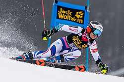 DIREZ Clara of France competes during  the 6th Ladies'  GiantSlalom at 55th Golden Fox - Maribor of Audi FIS Ski World Cup 2018/19, on February 1, 2019 in Pohorje, Maribor, Slovenia. Photo by Matic Ritonja / Sportida