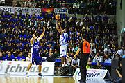 DESCRIZIONE : Sassari Lega A 2012-13 Dinamo Sassari Lenovo Cantù Quarti di finale Play Off gara 1<br /> GIOCATORE : Bootsy Thornton<br /> CATEGORIA : Tiro<br /> SQUADRA : Dinamo Sassari<br /> EVENTO : Campionato Lega A 2012-2013 Quarti di finale Play Off gara 1<br /> GARA : Dinamo Sassari Lenovo Cantù Quarti di finale Play Off gara 1<br /> DATA : 09/05/2013<br /> SPORT : Pallacanestro <br /> AUTORE : Agenzia Ciamillo-Castoria/M.Turrini<br /> Galleria : Lega Basket A 2012-2013  <br /> Fotonotizia : Sassari Lega A 2012-13 Dinamo Sassari Lenovo Cantù Play Off Gara 1<br /> Predefinita :