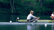 FISA World Cup 1990's, at Lucerne International Regatta, Lake Rotsee, Lucerne SWITZERLAND and Henley Royal Regatta..DDR W1X Beata Schramm.FISA World cup events Lucerne and HRR Pictures from the first World Cup events, Men's and Women's singles 1990/91 FISA World Cup Lucerne and