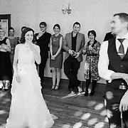 Mike and Rachel's wedding