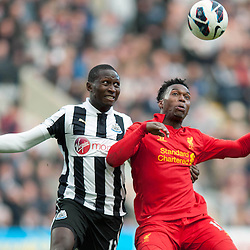 Newcastle v Liverpool | Premiership | 27 April 2013