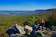Hawk Mountain Santuary, Berks Co. PA