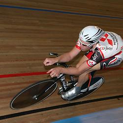 APELDOORN NK Baanwielrennen 2008-2009<br />Jens Mouris