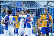 Mansfield Town v Blackburn Rovers - EFL Cup - 1st Round - 09/08/2016