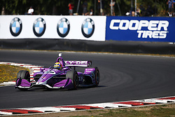 September 2, 2018 - Portland, Oregon, United Stated - SANTINO FERRUCC (39) of the United States battles for position during the Portland International Raceway at Portland International Raceway in Portland, Oregon. (Credit Image: © Justin R. Noe Asp Inc/ASP via ZUMA Wire)