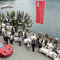 2010 Alfa Romeo TZ3 Corsa Zagato, Concorso d'Eleganza Villa d'Este Italy 2010