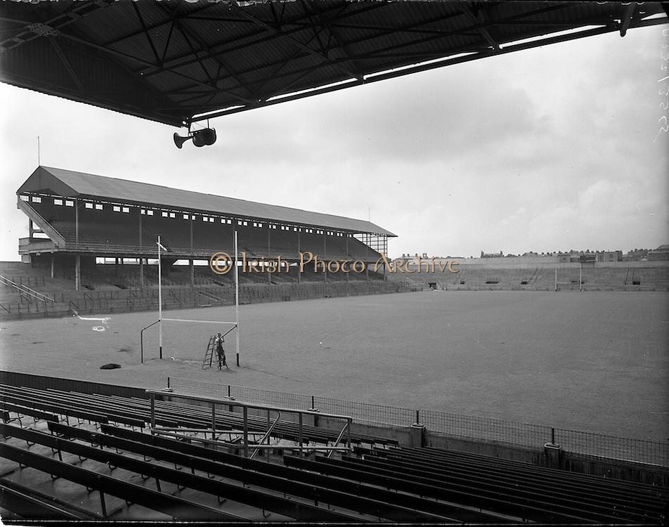 27/06/1958<br /> 06/27/1958<br /> 27 June 1958 <br /> General view of Croke Park, Dublin.