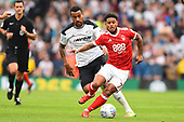 Derby County v Nottingham Forest 151017