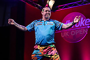 Peter Wright during the Ladrokes UK Open 2019 at Butlins Minehead, Minehead, United Kingdom on 1 March 2019.