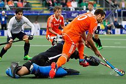 THE HAGUE - Rabobank Hockey World Cup 2014 - 2014-06-03 - MEN - The Netherlands - Korea - Valentin VERGA