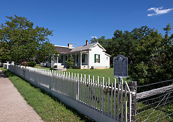 Lyndon B. Johnson Boyhood Home