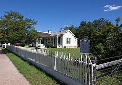 Lyndon B. Johnson Boyhood Home